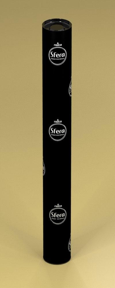 Embalagem cil ndrica de pl stico artepel - Tubo porta poster ...