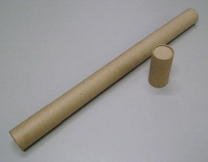 Embalagem tubo kraft artepel - Tubo porta poster ...