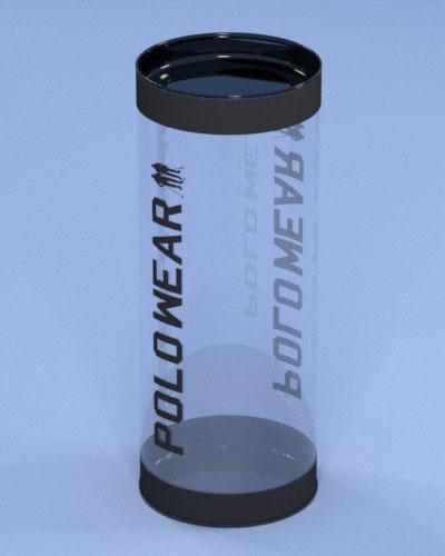 Embalagens tubulares polipropileno
