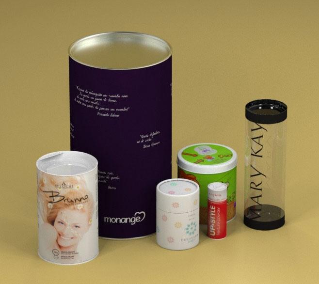 Fabricantes de tubetes de papel