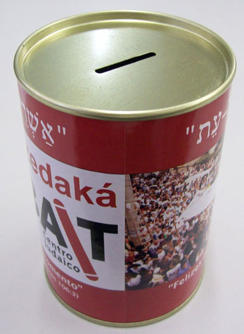 Tubo lata personalizado