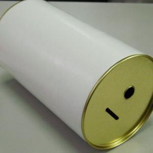 Cofre de papelão