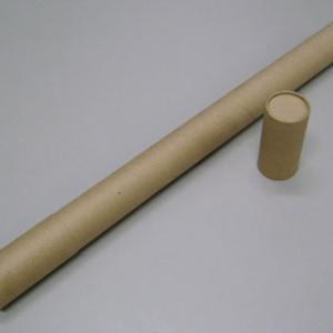 Embalagem tubo kraft