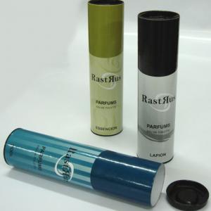 Tubo de papelão para perfume